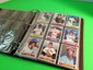 Book of Mixed Baseball Incl. Partial 1979 Topps Set + Many Star Cards 60's, 70's, 80's