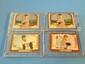 4 cards one money - 2 Whitey Ford, Yogi Berra & Willie Mays 1955 Bowman