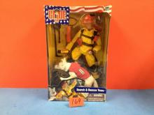2002 GI Joe Search & Rescue Team NIP