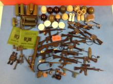 GI Joe Weapons & Accessories - All For One Money