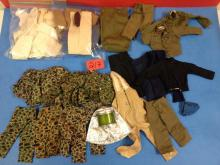GI Joe Clothing & Accessories - For One Money