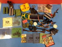 GI Joe Weapons & Accessories - For One Money