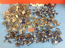 (150+) Civil War Figurines (Some Painted) - All For One Money