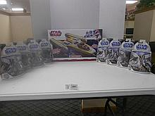 Star Wars (The Clone Wars) Vehicle and Figures