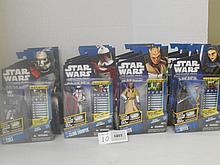 Star Wars (Clone Wars) Figures