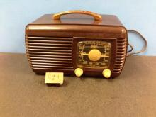 Antique Zenith Radio Model 6d510
