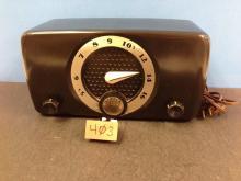 Antique Zenith Radio Model s-19007