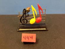 Vintage (Piano & Music Notes) Salt and Pepper Shaker Set