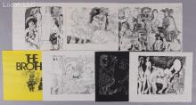 A Group of Prints After Picasso's 347 Series of Etchings