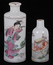 Three 19th Century Chinese Snuff Bottles