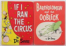 Two Books by Dr. Seuss