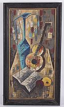 A 20th Century Still Life, Oil on Canvas