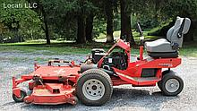 A Gravely PM 310 Lawnmower