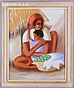 Claude Dambreville (Haitian, 20th century) Oil on Canvas, Claude Dambreville, Click for value