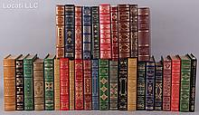 A Group of Franklin Library Books, 32 Examples