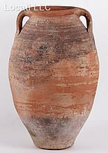 A Terracotta Jar, Possibly Ancient