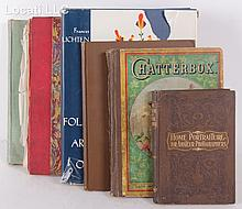 Estate Lot of Art Related Books