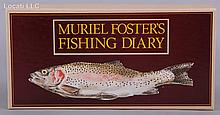 Muriel Foster's Fishing Diary, 1980