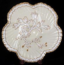 Oyster Plate Brownfields for Tiffany & Co.