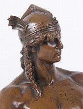 Andre Paul Arthur Massoulle (French, 1851-1901) Bronze
