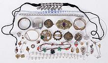 Estate Lot: Good Costume Jewelry