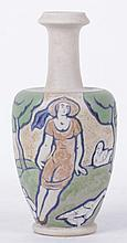 An Art Pottery Vase by Joseph Mougin, Circa 1925