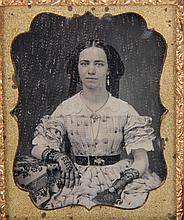 Daguerreotypes, Ambrotypes and Tintypes, Female Subjects