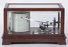A Taylor Instrument Co. Barograph