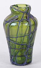An Art Glass Vase, Pallme-Koenig