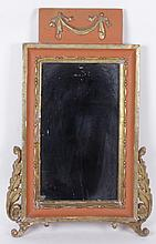 An Italian Style Mirror, 20th Century