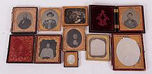 American Photographs, Daguerreotypes, Ambrotypes, Portraits of  Men