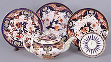 A Group of Royal Crown Derby Porcelain c. 1820