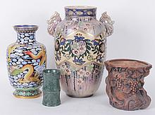 A Group of Asian Items