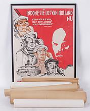 Eight Posters, Soviet, Communism Subjects