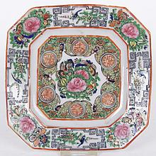 A Group of Chinese Export Porcelain Including Rose Medallion