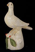 A 19th Century Chalk Dove