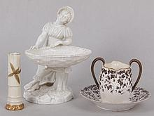 A Group of 19th Century Royal Worcester Porcelain