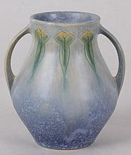 A Roseville Art Pottery Vase