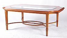 A Neoclassical Style Coffee Table by Maitland-Smith