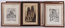 Estate Lot: A Group of Prints