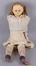 An Early Composite Doll