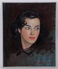 Charles Merrill Mount (1928 - 1995) Oil on Panel