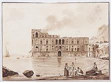 Italian School, Early 19th Century, Mixed Media