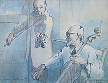 Cortland Butterfield (American, 1904-1977) Print