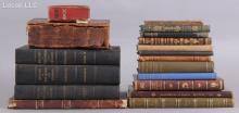 Estate Lot: 19th and 20th Century Books Including