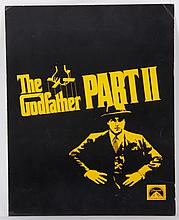 The Godfather Part II, Large Signed Booklet