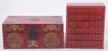 Two Small Pieces of Chinese Furniture