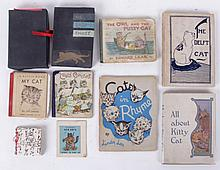 Ten Small Books Regarding Cats