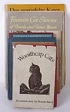 Ten 20th Century Books Regarding Cats
