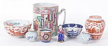 Estate Lot: A Group of Chinese and Japanese Porcelain